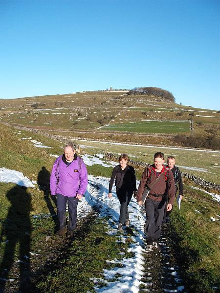 Alstonefield Walk 2008